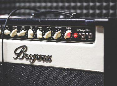 Electric Guitar Amp Repair